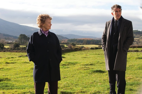 Judi Dench and Steve Coogan in Philomena. © Pathé, 2013. Used by permission